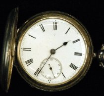 Image of John Leslie pocket watch