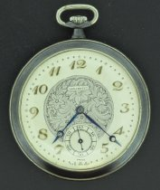 Image of Magestic Watch Co. pocket watch