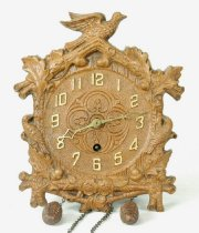 Image of Lux novelty clock