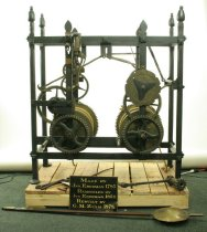 Image of Clock, Turret - 2012.19