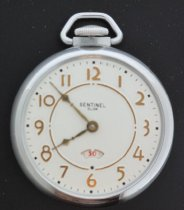 Image of Watch, Pocket - 76.2.50
