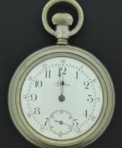Image of Watch, Pocket - 76.2.9