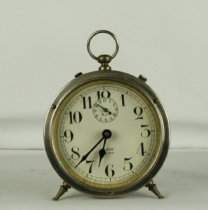 Image of Western clock alarm clock