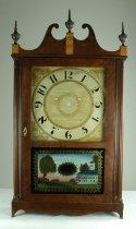 Image of Silas Hoadley Shelf Clock