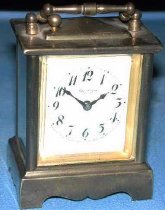Image of Carriage Clock