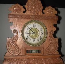 Image of Cabinet Clock
