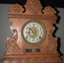 Image of Cabinet Clock