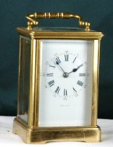 Image of Clock, Carriage - 77.82.1