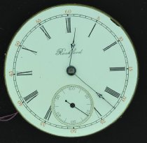 Image of Rockford Watch Co. pocket watch