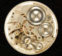 Image of Hallmark (Illinois Watch Co.) pocket watch