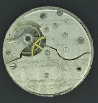 Image of Trenton Watch Co. pocket watch