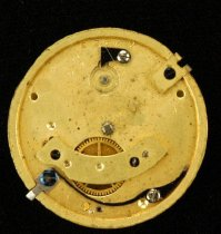 Image of Wm McGregor pocket watch