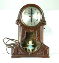 Image of Clock, Shelf - 79.96.63