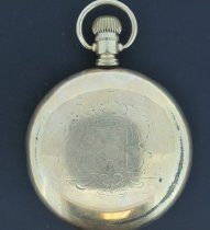 Image of Fredonia Watch Co.  pocket watch case