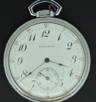 Image of Watch, Pocket - 82.64.44