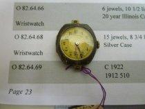 Image of Wristwatch - 82.64.68