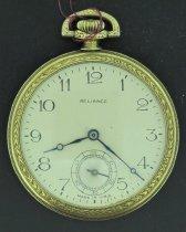 Image of Trenton Watch Co. pocket watch
