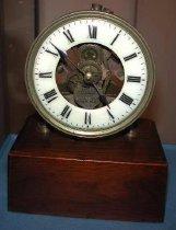 Image of Clock, Shelf - 83.39.1
