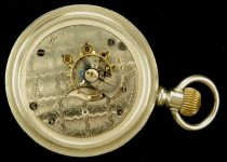 Image of Watch, Pocket - 83.39.54