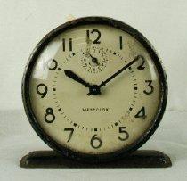 Image of Western alarm clock