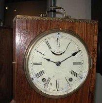 Image of E. Manross Shelf Clock