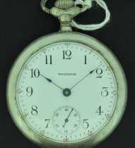 Image of Watch, Pocket - 83.70.13