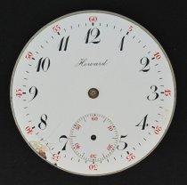 Image of E. Howard Watch Co. pocket watch