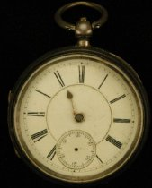 Image of H. Kauffman pocket watch