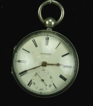 Image of Watch, Pocket - 83.82.1052