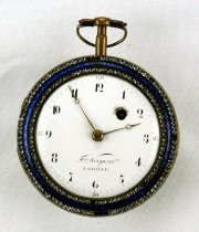Image of Freres Veigneur pocket watch