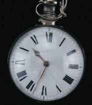 Image of Robert Kneeshaw pocketwatch