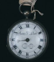 Image of Jean Ete Piot pocketwatch