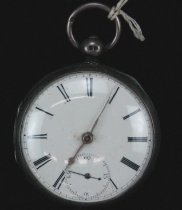Image of Watch, Pocket - 83.82.1242