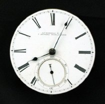 Image of James Hoddell & Co. pocketwatch