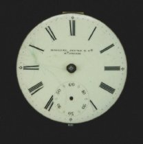 Image of Watch, Pocket - 83.82.1356