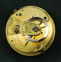 Image of Rigby & Co. pocketwatch