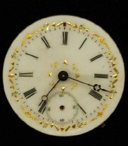 Image of Unknown maker pocketwatch