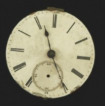Image of Watch, Pocket - 83.82.1450