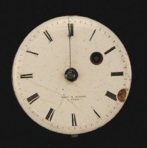 Image of Bore & Berger pocketwatch