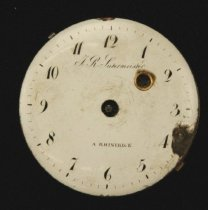 Image of Watch, Pocket - 83.82.1495