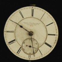 Image of Arnold Frodsham & Co. pocket watch