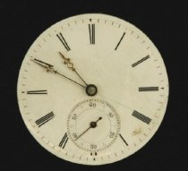 Image of Watch, Pocket - 83.82.1596