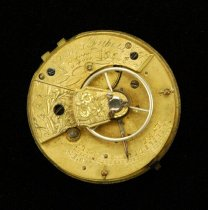 Image of Francis Dubois pocket watch
