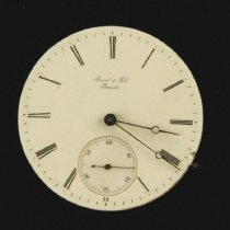 Image of Watch, Pocket - 83.82.1728