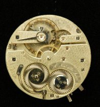 Image of C. Leonville pocket watch