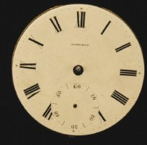 Image of Watch, Pocket - 83.82.1959