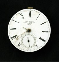 Image of Jeremiah Robbins pocketwatch