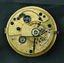 Image of Jerome Robbins pocketwatch