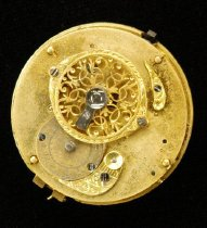 Image of Esquivillon pocket watch