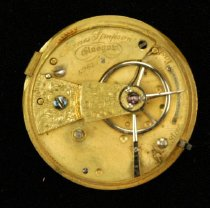 Image of James Simpson pocket watch